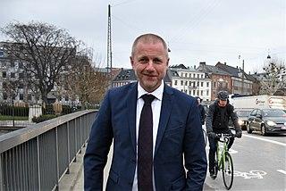 Martin Geertsen Danish politician