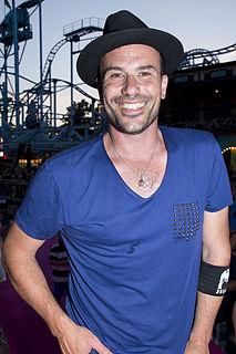 Martin Stenmarck Swedish singer