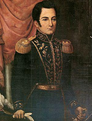Mariano Montilla - Mariano Montilla.  Portrait by Martín Tovar y Tovar