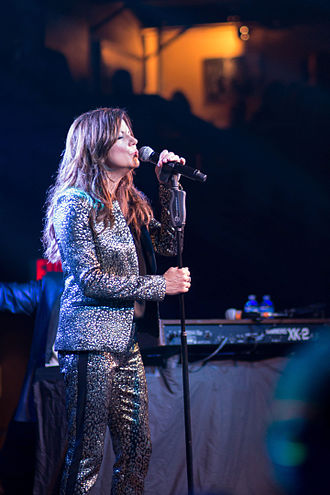 Martina McBride - McBride in Nashville, August 2014