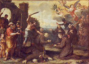 Almohad Caliphate - Saint Daniel
