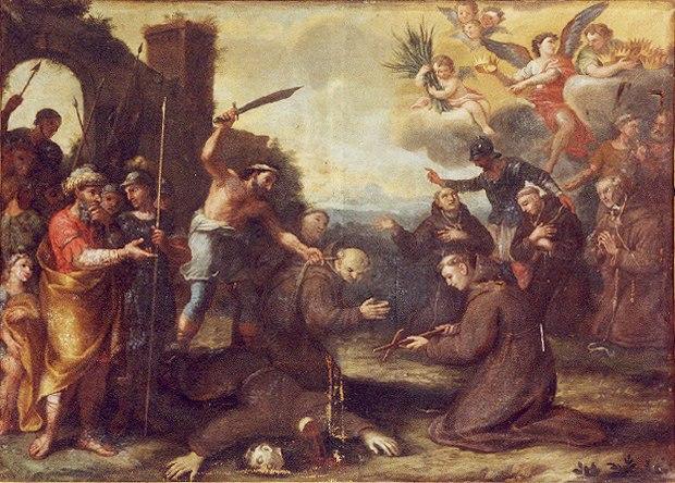 Martyrdom daniele fasanella