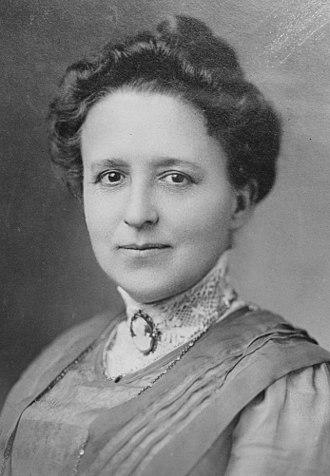 Mary Bartelme - Bartelme circa 1913