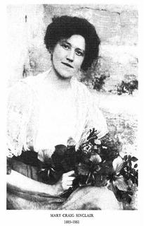 Mary Craig Sinclair American parapsychologist