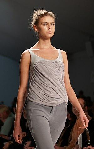 Model Maryna Linchuk