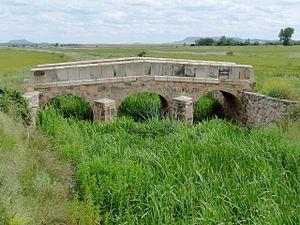 Puente de Masegoso - Image: Masegoso Puente romano