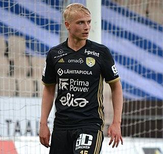 Matti Klinga Finnish footballer