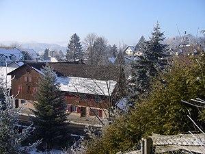 Matzingen - Matzingen town