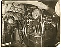Mauretania engine control room (9306454601).jpg
