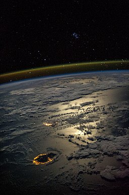 Mauritius and Réunion at night.jpg
