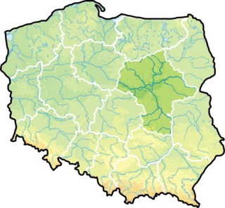 Voivodeship in Poland