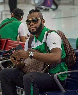 Gilles Mbang Ondo - Gilles Mbang Ondo, Gabonese footballer