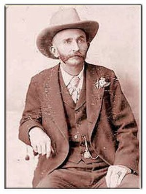 Family feuds in the United States - Captain Bill McDonald of the Texas Rangers helped put an end to the Reese-Townsend feud.