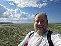 Me at Kelly's Beach, Kouchibouguac National Park, NB (14385947393).jpg