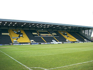 Meadow Lane - The Derek Pavis Stand
