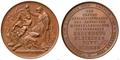 Medaille Brockhaus, Fleischer, Pott, Roediger 1870.png