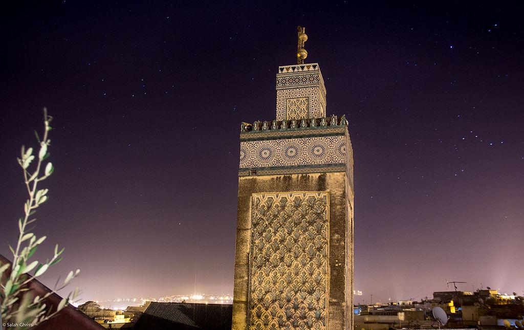 Medersa Bou Inania de Fès - Photo de Salah Ghrissi
