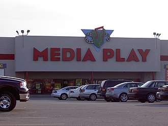 Media Play - Image: Mediaplay