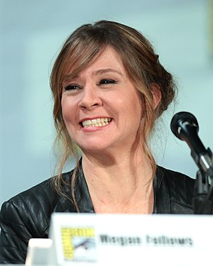 Megan Follows - At SDCC, 2014