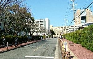Meijo University - Tempaku campus in Meijo University