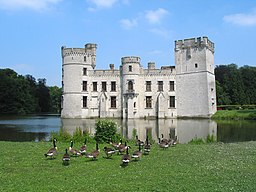 Meise (Belgium), the Bouchout castle (XII-XIXth centuries).jpg