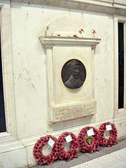 Memorial to Charles Fryatt