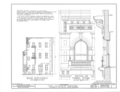 Merced Theatre, 420-422 North Main Street, Los Angeles, Los Angeles County, CA HABS CAL,19-LOSAN,8- (sheet 3 of 3).png