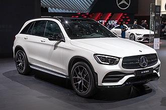 Mercedes-Benz GLC-Class - 2019 update