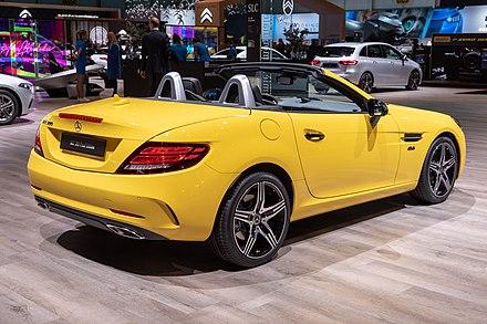 Mercedes-Benz SLK-Class (R172) - Wikiwand
