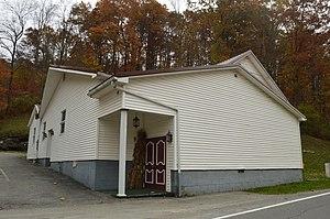 Metz, West Virginia - Metz Church of God of Prophecy