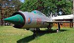 MiG-21 (1608) Front Nieborow.jpg