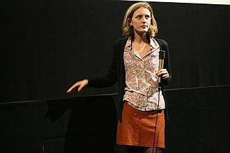Mia Hansen-Løve - Hansen-Løve in 2012