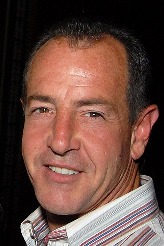 Michael Lohan - Lohan at the wrap party for the pilot of Wanna Be Me in 2008