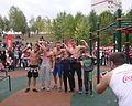 Michail Paulau Park in Minsk city - workout 4 - 12 September 2015 AD.jpg