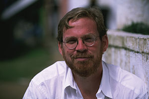 Michael Hawley - Michael Hawley in Siem Reap 2002