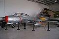 Mikoyan-Gurevich MiG-15UTI Midget LSideFront CFM 7Oct2011 (15138444730).jpg