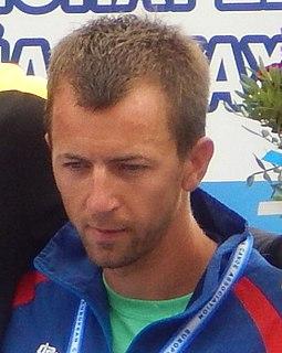 Milenko Zorić Serbian canoeist
