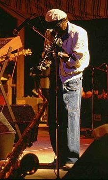 Miles Davis en la jaro 1984