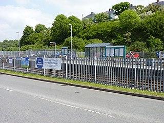 Milford Haven railway station