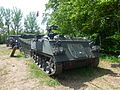 Military vehicles at Græsted Veterantræf 2013 04.JPG