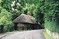 Milton Abbas, thatched lodge - geograph.org.uk - 518632.jpg
