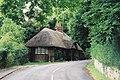 Milton Abbas, thatched lodge - geograph.org.uk - 518632.jpg