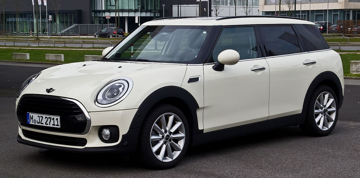 mini clubman wikipedia. Black Bedroom Furniture Sets. Home Design Ideas