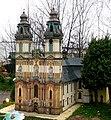 Miniatura bazyliki krzeszowskiej w parku miniatur w Kowarach DSCF3667.jpg