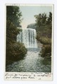 Minnehaha Falls from below, Minnesota (NYPL b12647398-68087).tiff
