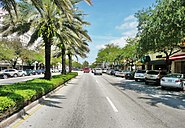 Miracle Mile in Coral Gables 20100403