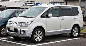 0b0db4a0b9 Mitsubishi Delica - Wikipedia