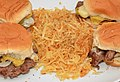 Mmm... sliders and deep fried hash browns (7958927842).jpg