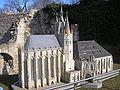 Modell Erfurter Dom in Arnstadt3.JPG
