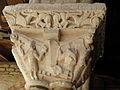 Moissac (82) Abbaye Saint-Pierre Cloître Chapiteau 14.JPG